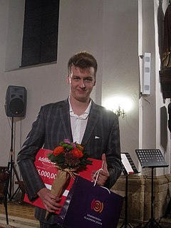 Ivan Vihor Croatian pianist and chess player