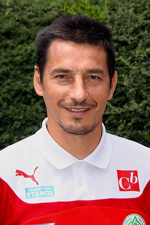 Ivica Vastić - Image: Ivica Vastic, SV Mattersburg 2015 2016 (01)