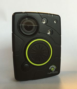 Body worn video - Iwitness body worn camera
