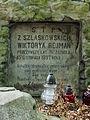 Józef Baltazar Proszowski - Chrystus Miłosierny - 1897 Wiktoria Rejman matka przeora Jasnej Góry Eugeniusza Rejmana A.JPG