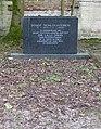 Jüdischer Friedhof Köln-Bocklemünd - Grabstätte Lilli Jahn (1).jpg
