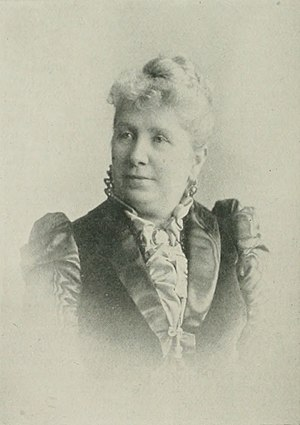 "Jennie de la Montagnie Lozier - Jennie de la Montagnie Lozier, a ""Woman of the Century"""
