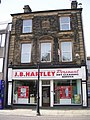 J B Hartley Dry Cleaning - Queen Street - geograph.org.uk - 1769642.jpg