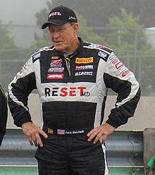 Jack Baldwin racing driver at Road America June 2014.jpg