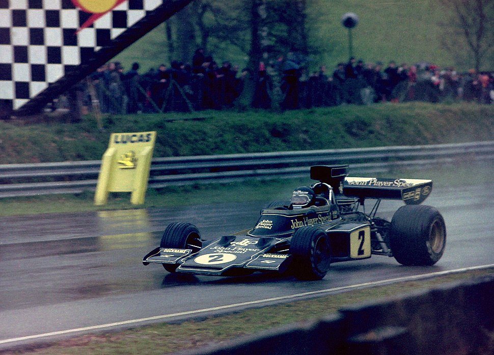 Jacky Ickx 1974 Race of Champions 3