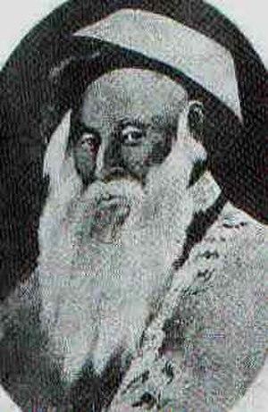 Yaakov Shaul Elyashar - Yaakov Shaul Elyashar