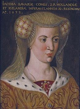 Якоба Баварская