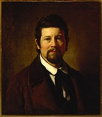 Jacques Amans self portrait, 1845.jpg