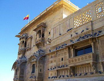 Jaisalmer fort palace.jpg