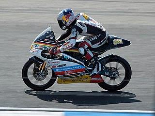 Jakub Kornfeil Czech motorcycle racer