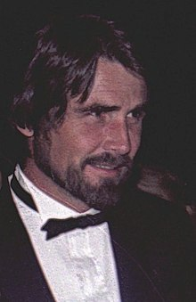 O actor, director y productor cinematografico estatounitense James Brolin.