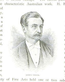 James Smith (journalist) English-born Australian journalist and encyclopedist