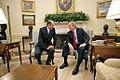 Janez Jansa George W Bush20060710.jpg