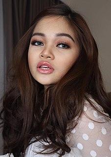 Janine Berdin Filipina actress and singer