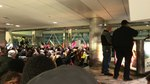 File:January 2017 DTW emergency protest against Muslim ban - video 10.ogv