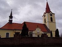 Jasenná - kostel svatého Jiří1.JPG