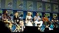 Jason Momoa, Amber Heard, Nicole Kidman, Patrick Wilson, Yahya Abdul-Mateen II & James Wan (42867543485).jpg