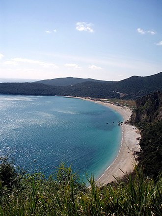 Budva - Jaz Beach, near Budva