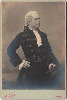 Jean Mouliérat French opera singer