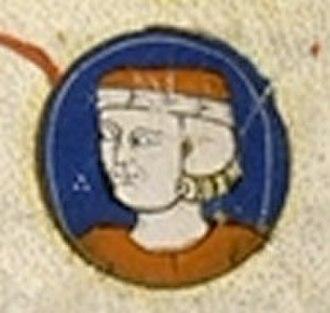 John Tristan, Count of Valois - Image: Jean Tristan de France