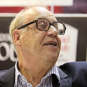 Jean Ziegler - Jean Ziegler, Geneva book fair 2011