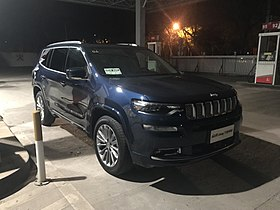 Jeep Grand Commander Wikipedia