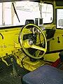 Jeep ex-military WV fire truck yellow-int.JPG