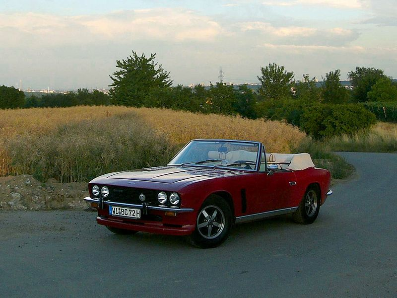File:Jensen Interceptor Convertible 1974.jpg