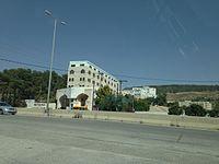 Jerash University entrance.JPG