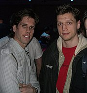 Jeremy Adduono, David Sulkovsky