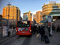 Jernbanetorget Bus 31 Grorud T Clarion Hotel Royal Christiania Oslo City Byporten shopping Norway 2016-11-30.jpg
