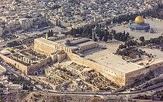 Jerusalem-2013(2)-Aerial-Temple Mount-Al-Aqsa and Dome of the Rock (SE exposure).jpg
