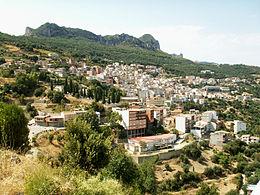 Cartina Sardegna Jerzu.Jerzu Wikipedia