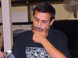 Jesse Borrego - Borrego in 2009