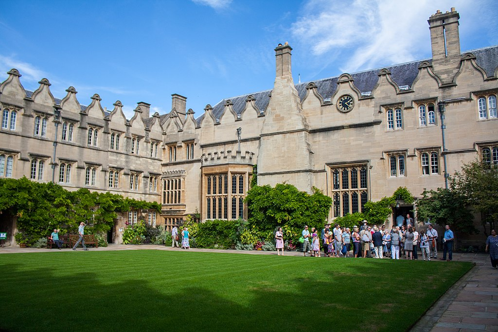 Jesus College Oxford Student Room Applicants
