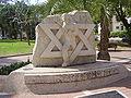 Jewish Partisans Memorials in Bat-Yam, Israel.jpg