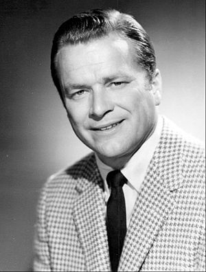 Jim Simpson (sportscaster) - Simpson in 1969