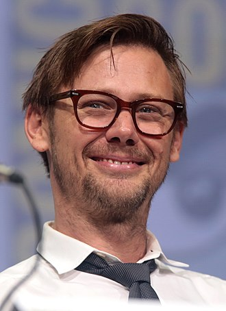 Jimmi Simpson - Simpson at the 2017 San Diego Comic-Con