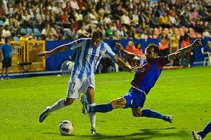 Joaquín (footballer) - Joaquín in action against Levante in 2011
