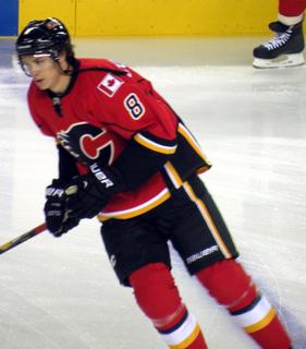 Joe Colborne Canadian ice hockey player