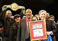 Joe Frazier awarded by the Daily News 2.jpg