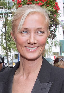Joely Richardson op het Internationaal filmfestival van Toronto in 2011