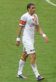 Johan Elmander Swedish footballer