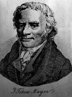 Johann Tobias Mayer German physicist