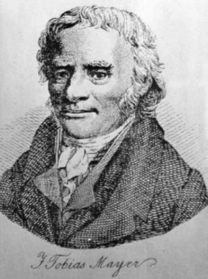 Johann Tobias Mayer - Image: Johann Tobias Mayer