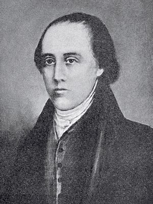 John Filson - Portrait of John Filson
