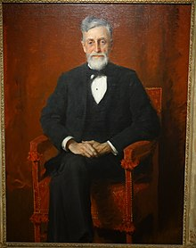 John Butler Talcott by William Merritt Chase, c. 1900, oil on canvas - New Britain Museum of American Art - DSC09507.JPG