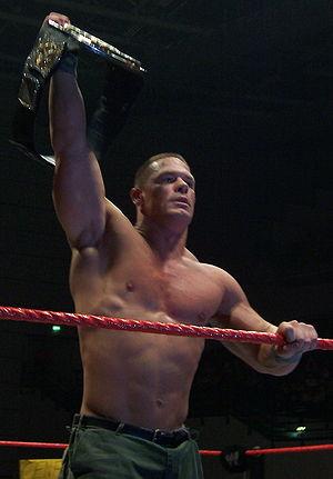SummerSlam (2007) - John Cena as WWE Champion