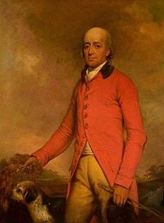 John Corbet of Sundorne British Member of Parliament (1751-1817)