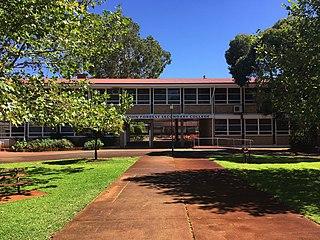 John Forrest Secondary College School in Australia